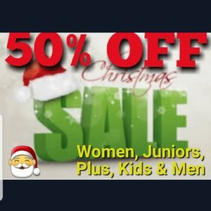 Tops - 💥50% OFF EVERY ITEM 🎅65% OFF BUNDLES OF 3+